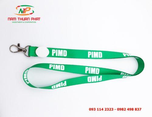 Dây đeo thẻ mẫu PIMD 2