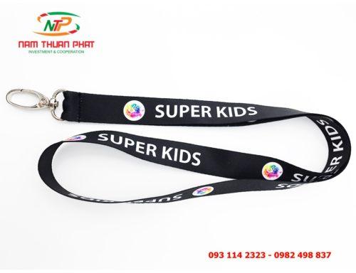 Dây đeo thẻ mẫu KIDS 2
