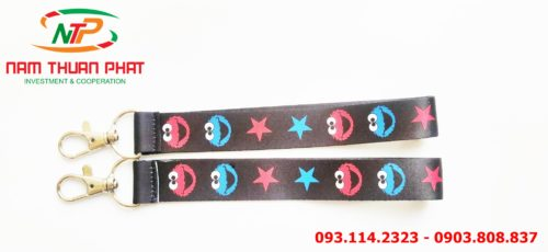 Dây đeo móc khóa New star 8
