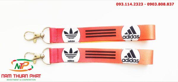 Dây đeo móc khóa Adidas 2