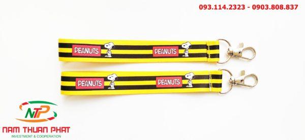 Dây đeo móc khóa Peanuts v1 3