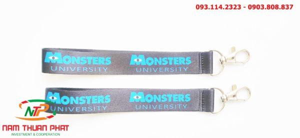 Dây đeo móc khóa Monster University 3