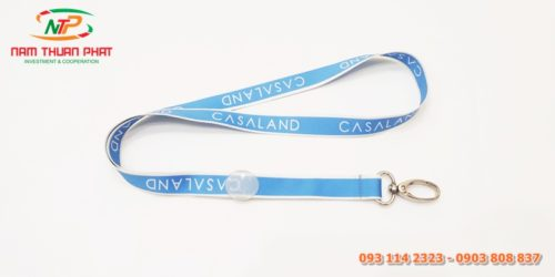 Dây đeo thẻ mẫu Casaland 3