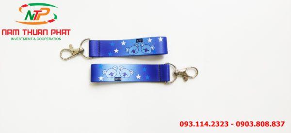 Dây đeo móc khóa Koya BT21 1