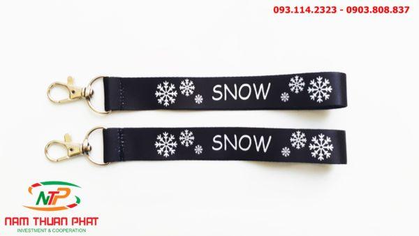 Dây đeo móc khóa Snow 3