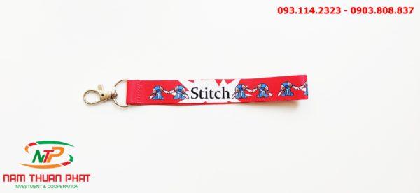 Dây đeo móc khóa Stitch 3