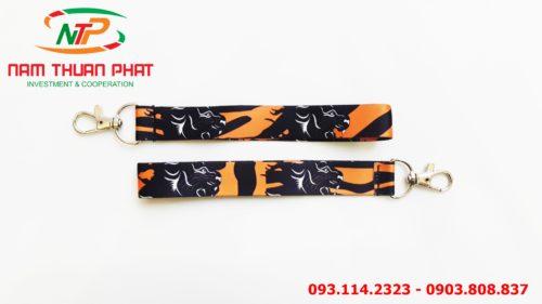 Dây đeo móc khóa Tiger 8