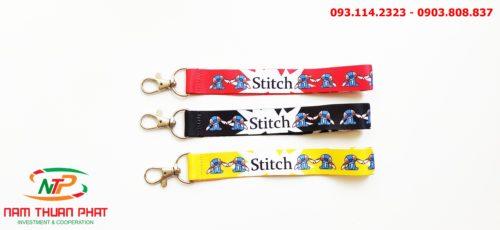 Dây đeo móc khóa Stitch 8