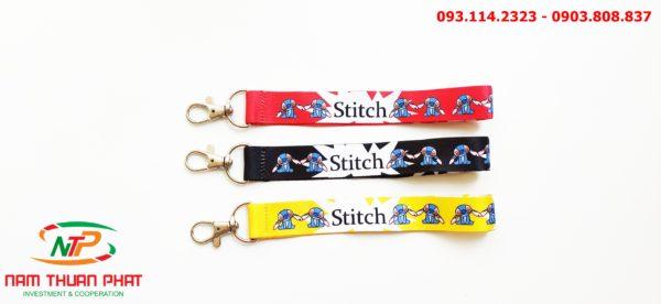 Dây đeo móc khóa Stitch 1