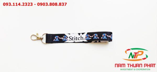 Dây đeo móc khóa Stitch 2