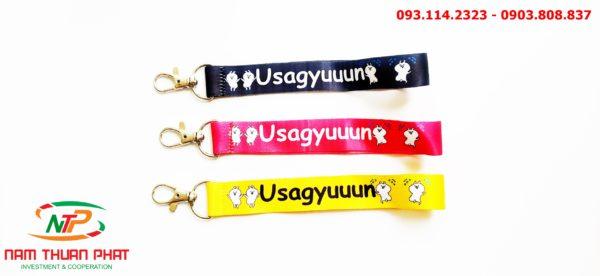 Dây đeo móc khóa Usagyuuun 1