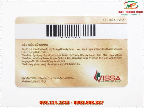 Thẻ VIP 005 11