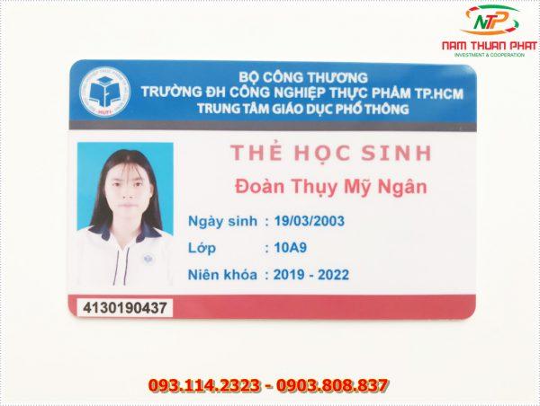 Thẻ nhân viên TD-012 1