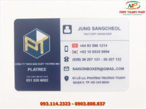 Thẻ VIP 007 9