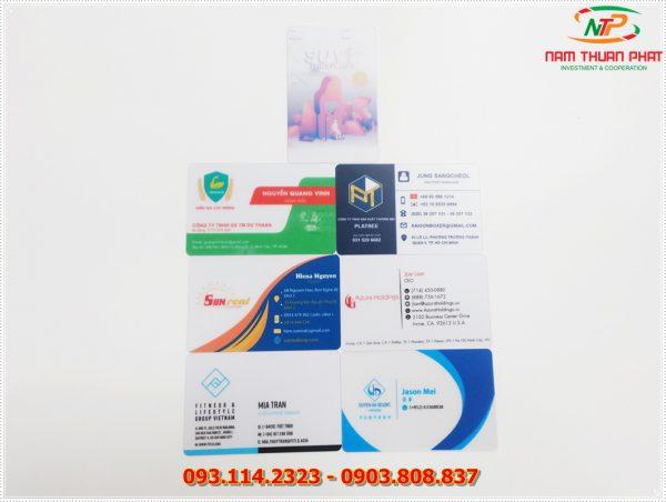 Thẻ nhân viên TD-010 4