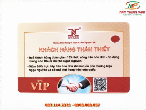 Thẻ VIP 007 6
