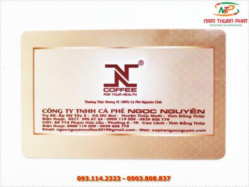 Thẻ VIP 007 7