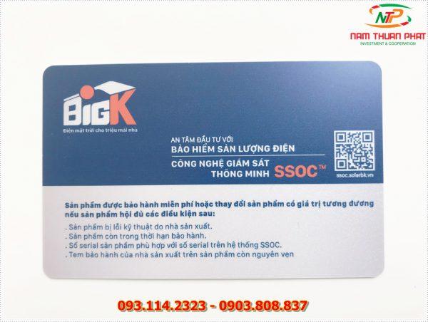 Thẻ VIP 008 2