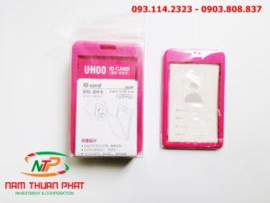 Bao đeo thẻ Zip W107 10