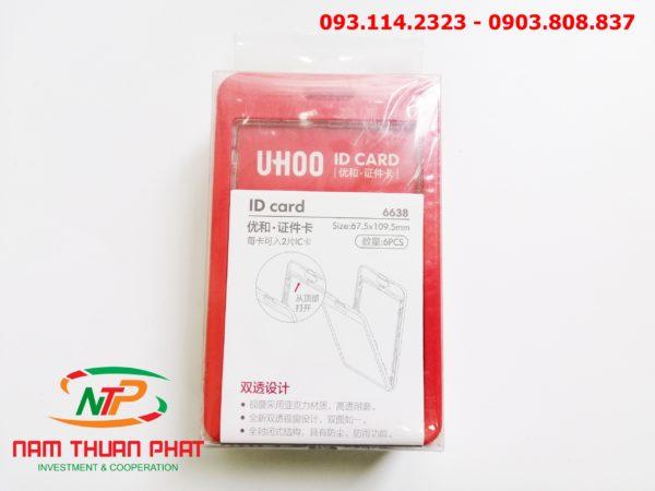Bao đeo thẻ 6638-3 4