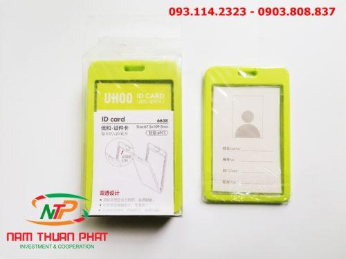 Bao đeo thẻ 6638-1 8