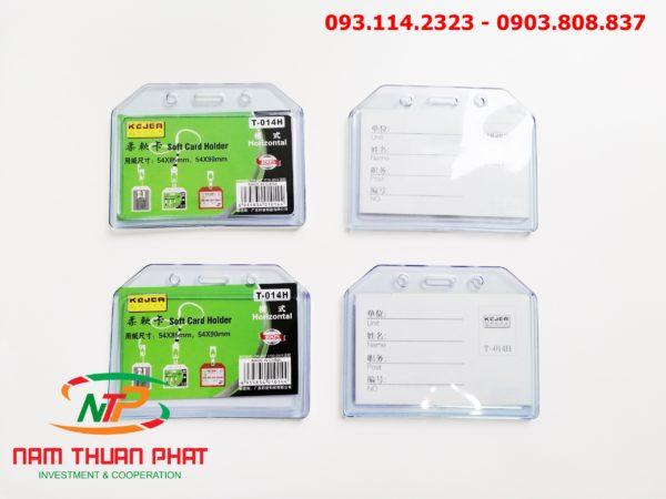 Bao đeo thẻ T-014H 2