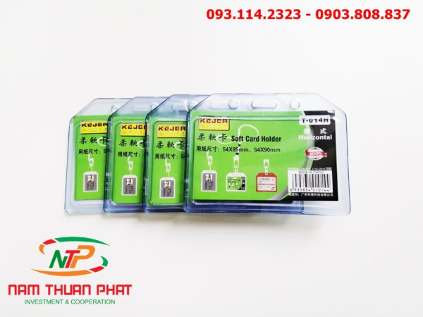 Bao đeo thẻ T-014H 1