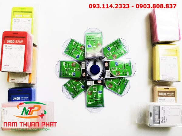 Bao đeo thẻ T-014V 5