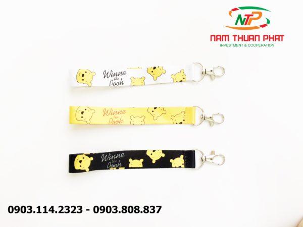 Dây đeo móc khóa Pikachu 4