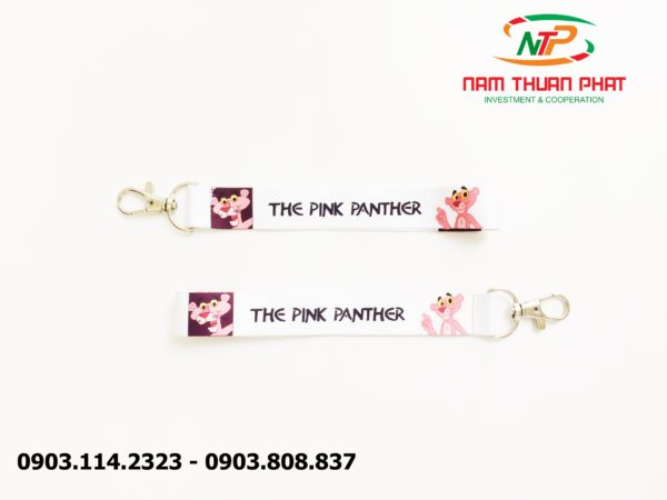 Dây đeo móc khóa The Pink Panther 1