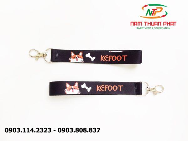 Dây đeo móc khóa Kefoot 2
