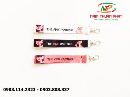 Dây đeo móc khóa The Pink Panther 9