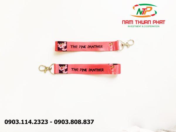 Dây đeo móc khóa The Pink Panther 3