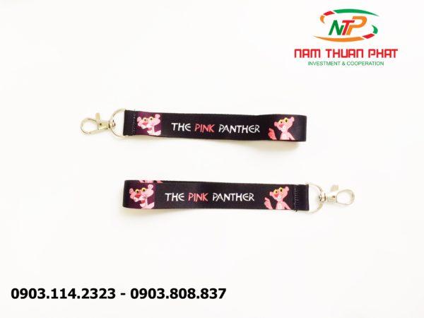 Dây đeo móc khóa The Pink Panther 2