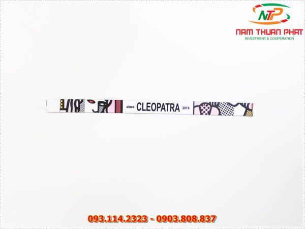 Dây đeo móc khóa Cleopatra 1