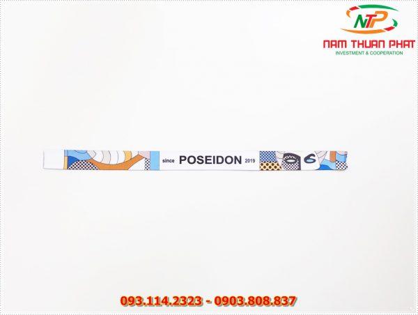 Dây đeo móc khóa Poseidon 1