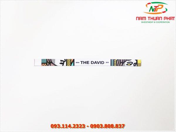 Dây đeo móc khóaThe David 1