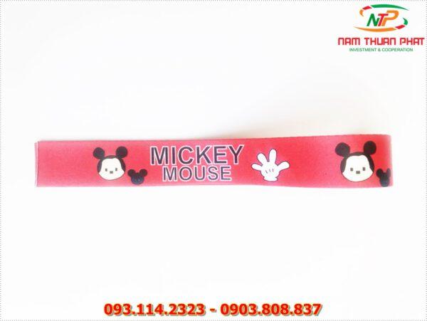 Dây đeo móc khóa Mickey mouse 5