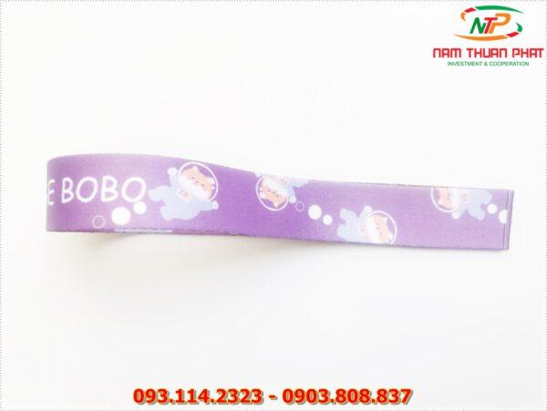Dây đeo móc khóa Shiba Inu & ocean 2