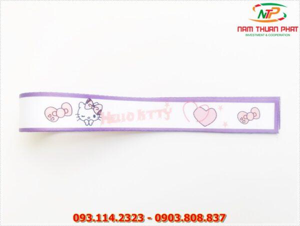 Dây đeo móc khóa Hello Kitty 4