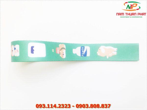 Dây đeo móc khóa Shiba Inu & milk 2