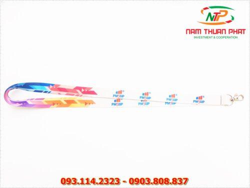 Dây đeo thẻ satin PM3SIP 7