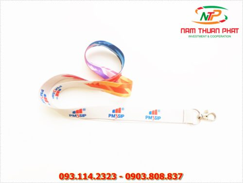 Dây đeo thẻ satin PM3SIP 9