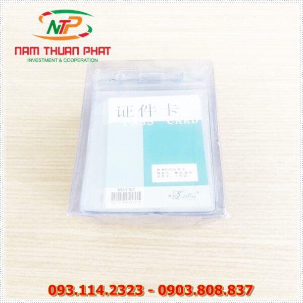 Bao đeo thẻ Y107 1