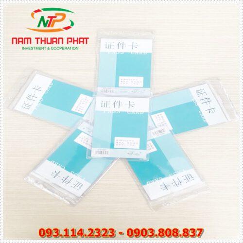 Bao đeo thẻ Y307 10