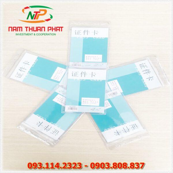 Bao đeo thẻ Y307 4