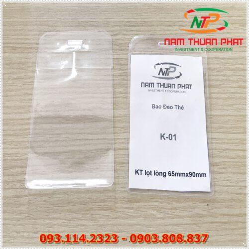 Bao đeo thẻ K-01 10