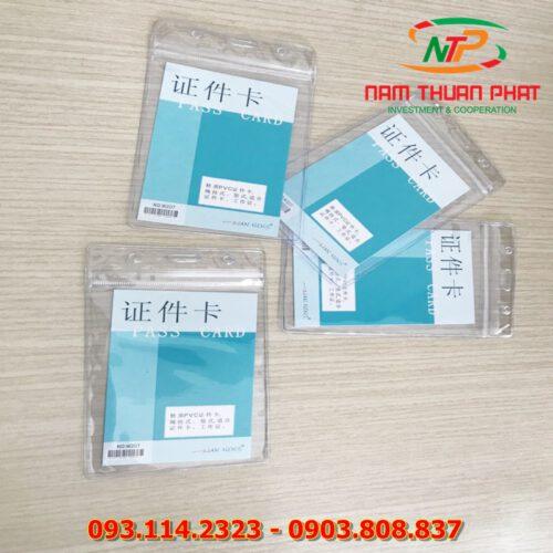 Bao đeo thẻ W207 10