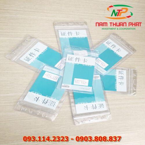 Bao đeo thẻ W207 9