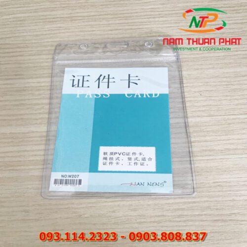 Bao đeo thẻ W207 8